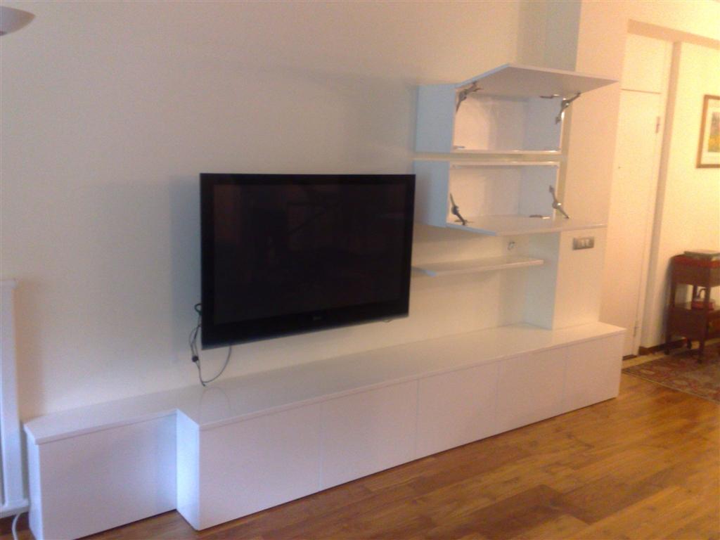 Arte varia for Mobile sala bianco